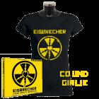 EISBRECHER 'Liebe macht Monster' CD + Girlie