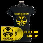 EISBRECHER 'Liebe macht Monster' 2LP + Girlie