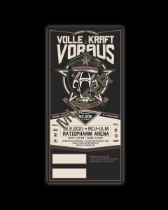 VOLLE KRAFT VORAUS 'Festival 2020' Ticket - verlegt auf 2021