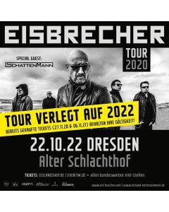 EISBRECHER '22.10.2022 - Dresden' Ticket
