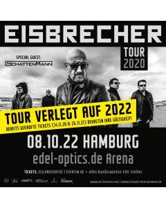 EISBRECHER '08.10.2022 - Hamburg' Ticket