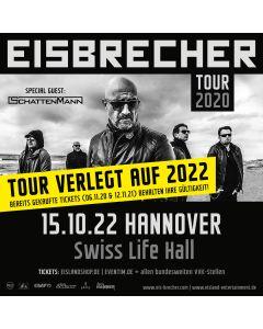 EISBRECHER '15.10.2022 - Hannover' Ticket