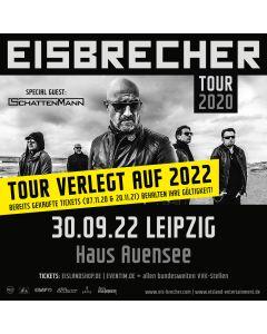 EISBRECHER '30.09.2022 - Leipzig' Ticket