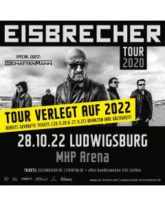 EISBRECHER '28.10.2022 - Ludwigsburg' Ticket
