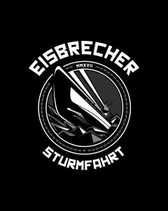 EISBRECHER 'Sturmfahrt U-Boot' Poster (gerollt)
