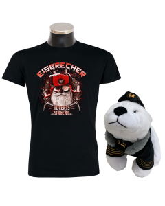 EISBRECHER 'Heidelbärt beim Adventssingen 2019' T-Shirt Bundle