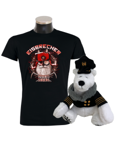 EISBRECHER 'Nordbärt beim Adventssinfgen 2019' T-Shirt Bundle