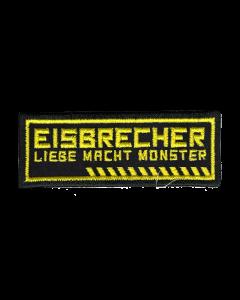 EISBRECHER 'LMM schwarz' Aufnäher