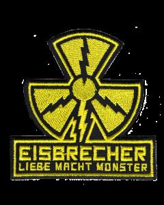 EISBRECHER 'LMM Nuke schwarz' Aufnäher