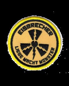 EISBRECHER 'LMM Logo gelb' Aufnäher