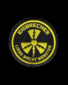 EISBRECHER 'LMM Logo schwarz' Aufnäher