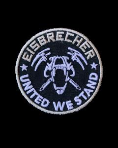 EISBRECHER 'United We Stand' Aufnäher rund