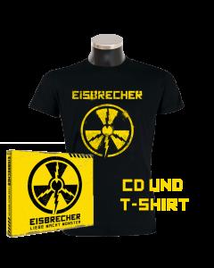 EISBRECHER 'Liebe macht Monster' CD + T-Shirt