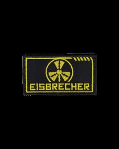 EISBRECHER 'LMM klein schwarz' Klettpatch