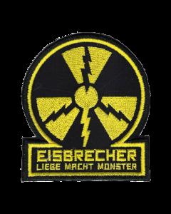 EISBRECHER 'LMM Kreis schwarz' Aufnäher