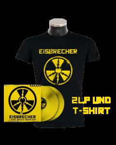 EISBRECHER 'Liebe macht Monster' 2LP + T-Shirt