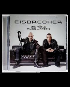 EISBRECHER 'Die Hölle muss warten' CD