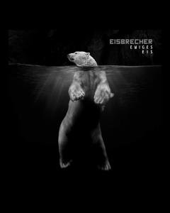 EISBRECHER 'Ewiges Eis-15 Jahre Eisbrecher' limited 2CD Hardcoverbuch