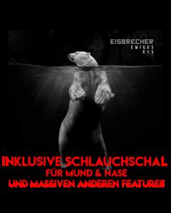 EISBRECHER 'Ewiges Eis-15 Jahre Eisbrecher' lim. Fan-Box inkl. Schlauchschal