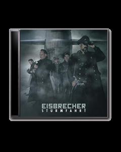 EISBRECHER 'Sturmfahrt' CD (US-Import)